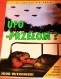 Okładka książki UFO - przełom ?