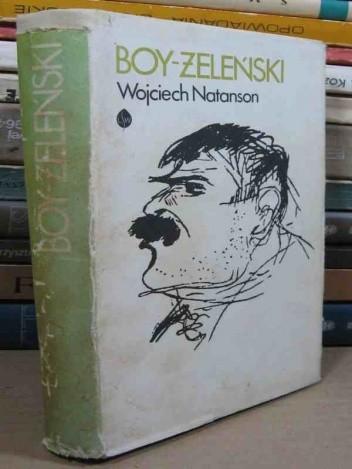 Okładka książki Boy-Żeleński