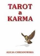 Okładka książki Tarot a karma