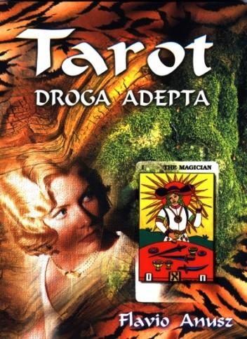 Okładka książki Tarot. Droga adepta