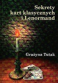 Okładka książki Sekrety kart klasycznych i Lenormand