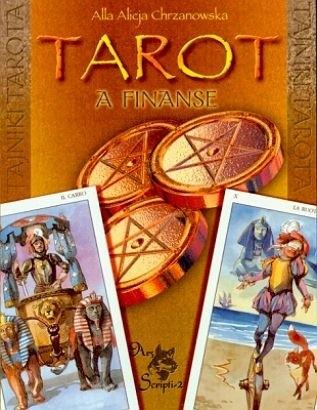Okładka książki Tarot a finanse