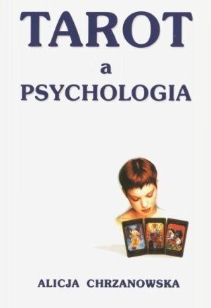 Okładka książki Tarot a psychologia
