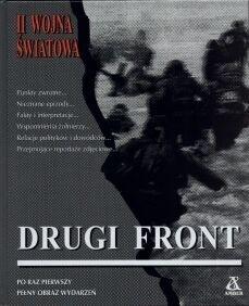 Okładka książki Drugi Front