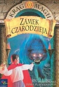 Okładka książki Zamek czarodzieja