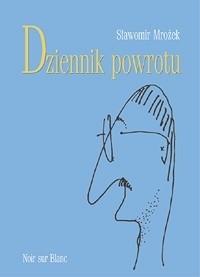 Okładka książki Dziennik powrotu