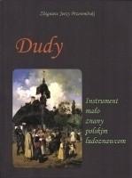 Okładka książki Dudy. Instrument mało znany polskim ludoznawcom.