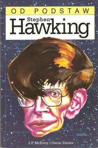 Okładka książki Stephen Hawking od podstaw