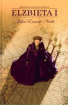 Okładka książki Elżbieta I