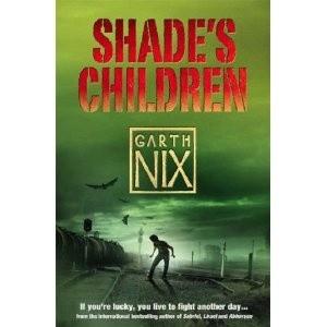 Okładka książki Shade's Children