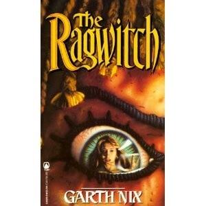 Okładka książki The Ragwitch