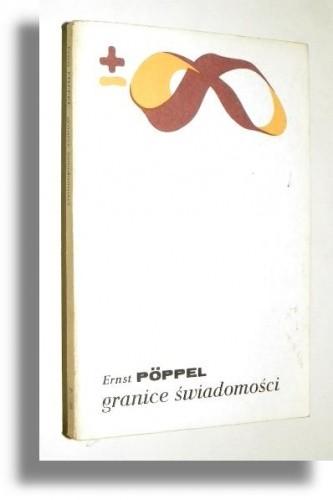 Okładka książki Granice świadomości