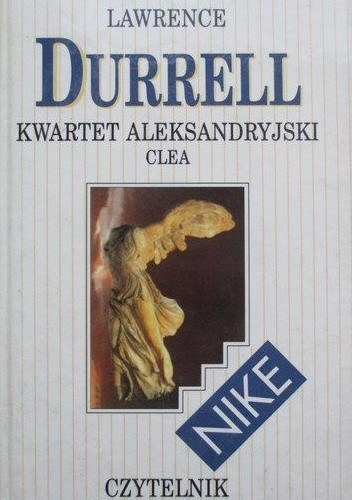 Okładka książki Kwartet aleksandryjski Clea