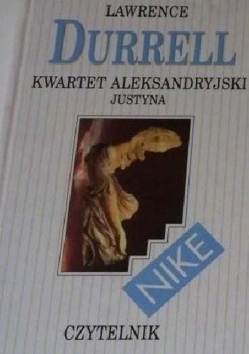 Okładka książki Kwartet aleksandryjski. Justyna