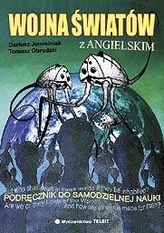 Okładka książki Wojna światów z angielskim