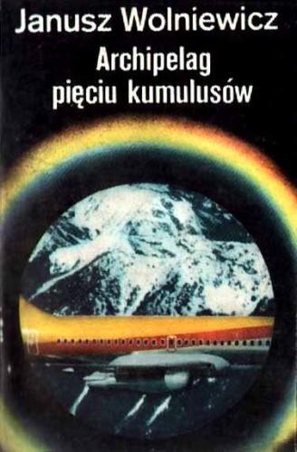 Okładka książki Archipelag pięciu kumulusów