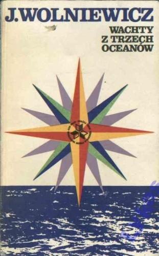 Okładka książki Wachty z trzech oceanów