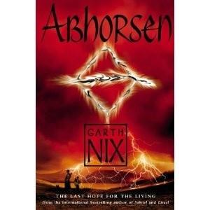 Okładka książki Abhorsen