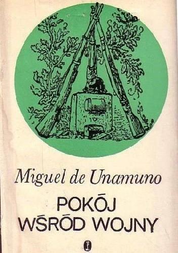 Okładka książki Pokój wśród wojny