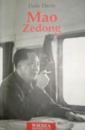 Okładka książki Mao Zedong
