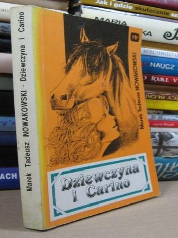 Okładka książki Dziewczyna i Carino