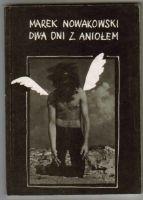 Okładka książki Dwa dni z Aniołem
