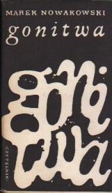 Okładka książki Gonitwa