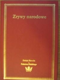 Okładka książki Zrywy narodowe