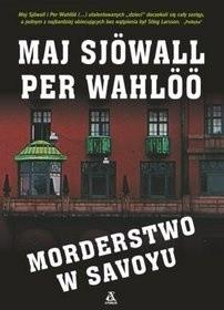 Okładka książki Morderstwo w Savoyu