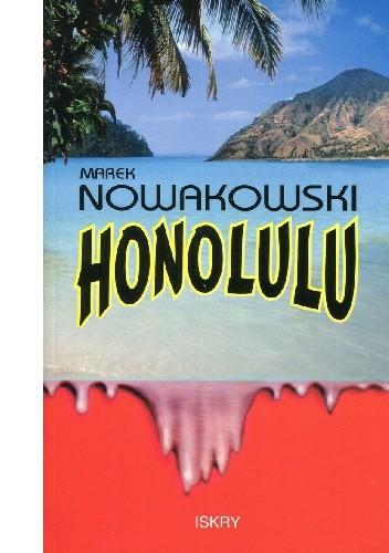 Okładka książki Honolulu