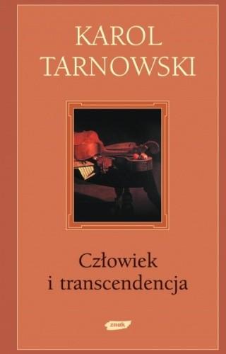 Okładka książki Człowiek i transcendencja