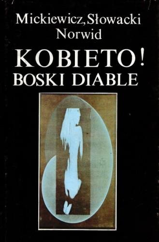 Okładka książki Kobieto! Boski diable