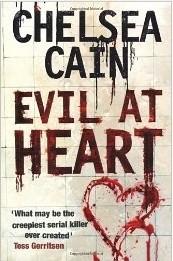 Okładka książki Evil at heart
