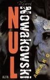 Okładka książki Nul
