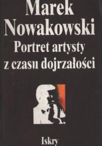 Okładka książki Portret artysty z czasu dojrzałości