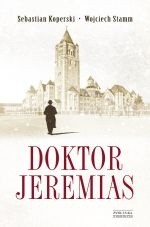 Okładka książki Doktor Jeremias