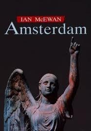Okładka książki Amsterdam