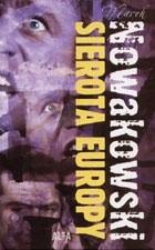 Okładka książki Sierota Europy
