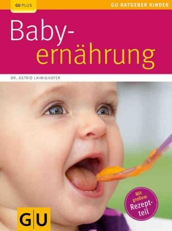 Okładka książki Baby-Ernährung