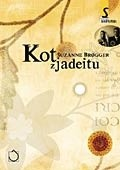 Okładka książki Kot z jadeitu