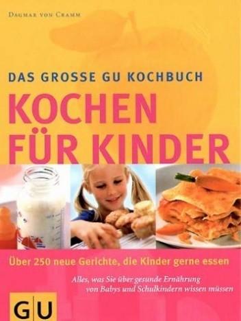 Okładka książki Kochen für Kinder. Was Kinder gerne essen.