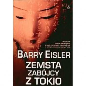 Okładka książki Zemsta zabójcy z Tokio