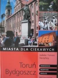 Okładka książki Toruń, Bydgoszcz