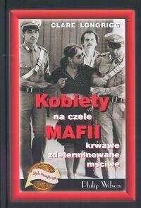 Okładka książki Kobiety na czele mafii