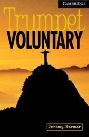 Okładka książki Trumpet Voluntary