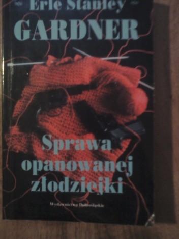Okładka książki Sprawa opanowanej złodziejki