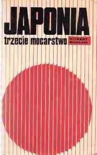 Okładka książki Japonia - trzecie mocarstwo