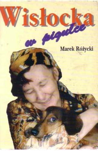 Okładka książki Wisłocka w pigułce