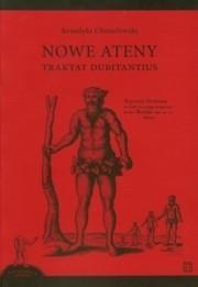Okładka książki Nowe Ateny. Traktat Dubitantius