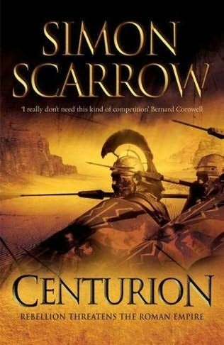 Okładka książki Centurion